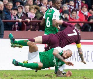 Heart of Midlothian v Hibernian – Scottish Cup – Fifth Round – Tynecastle