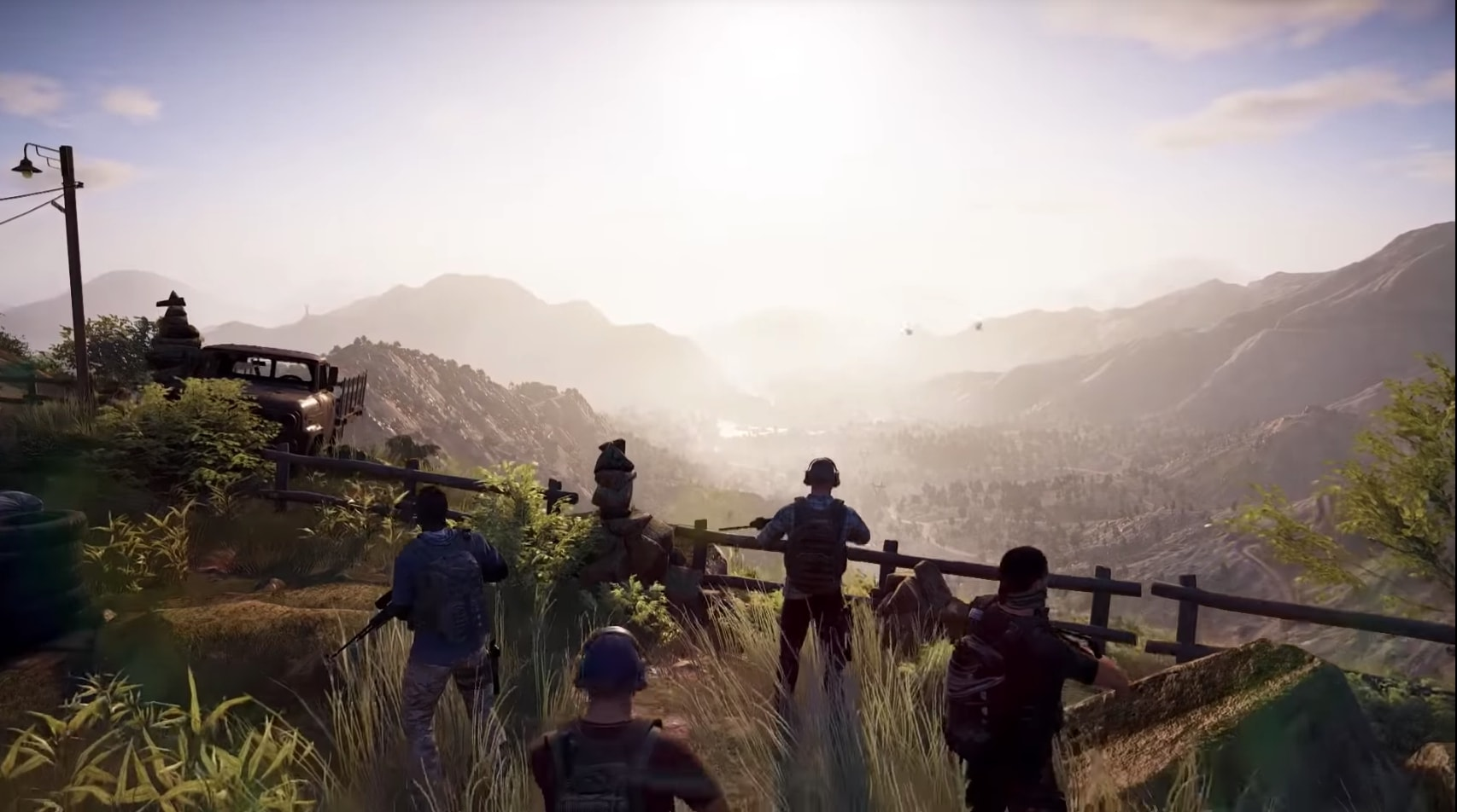 Ghost Recon: Wildlands gets a new permadeath Ghost Mode later this