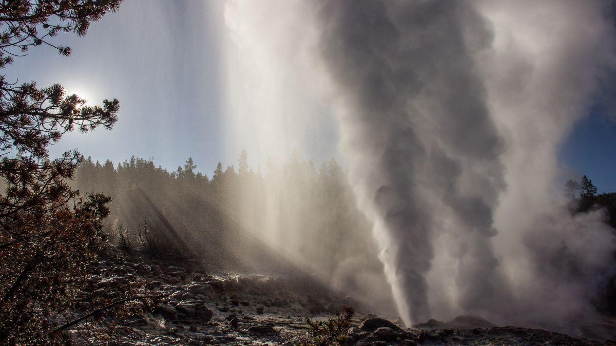 Yellowstone's reawakened geyser won't spark a volcanic 'big one'