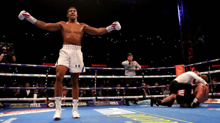 Anthony Joshua tormented by 'Drake Curse' after shocking Ruiz upset