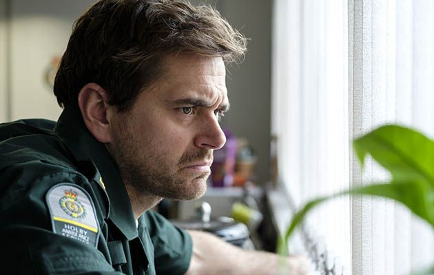Casualty star Michael Stevenson: 'Casualty's Paramedic Special is an episode that needed to happen'