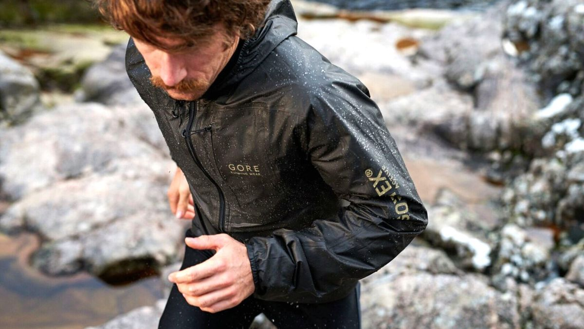 Best jackets for running: keep out the rain as you make it rain