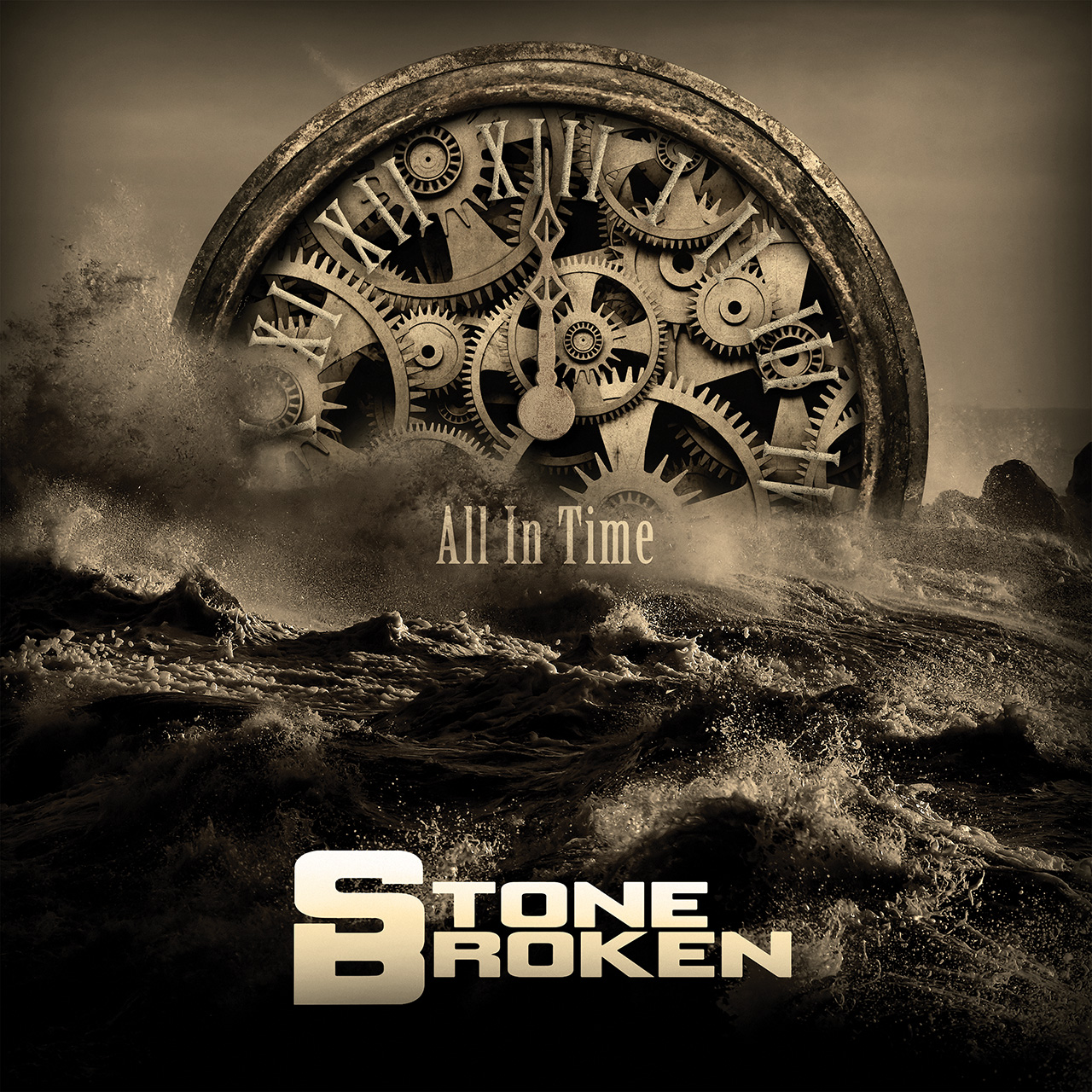 Stone Broken to re-release their debut album with bonus material | Louder