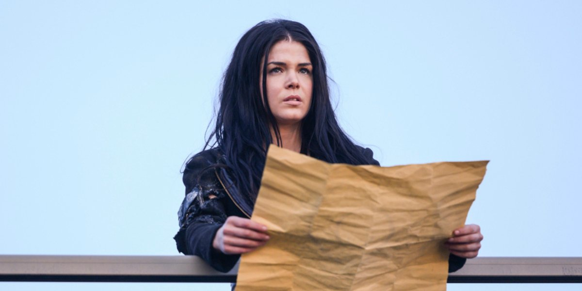 the 100 season 6 octavia blake the cw