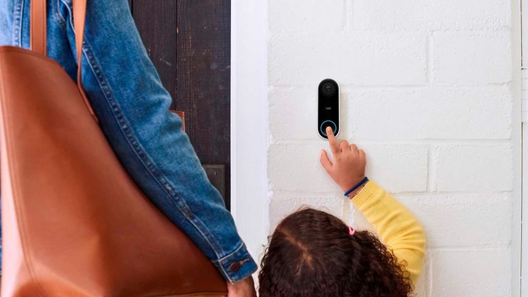 best smart doorbell: Google Nest Hello