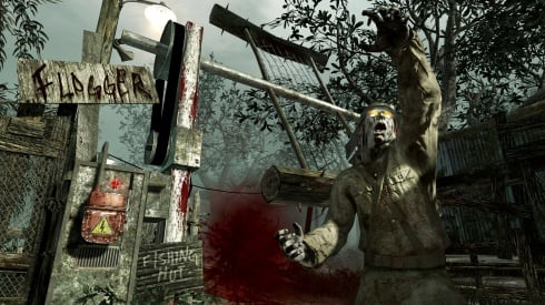 Zombies Invade The Moon In Call Of Duty: Black Ops Rezurrection Pack #18533