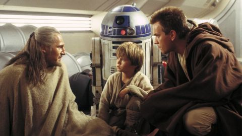 An image from Star Wars: Episode 1 - The Phantom Menace