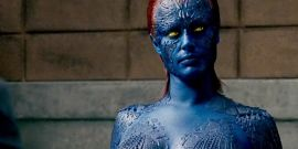 Why X-Men's Rebecca Romijn Actually Enjoyed The Makeup Process While Playing Mystique