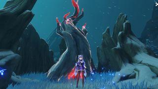 Genshin Impact Frostbearing Tree Crimson Agate Crimson Wish