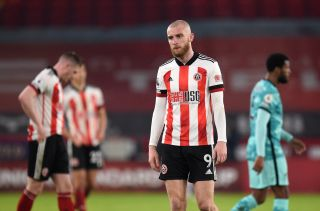 Sheffield United are investigating a video purporting to show Oli McBurnie in an altercation