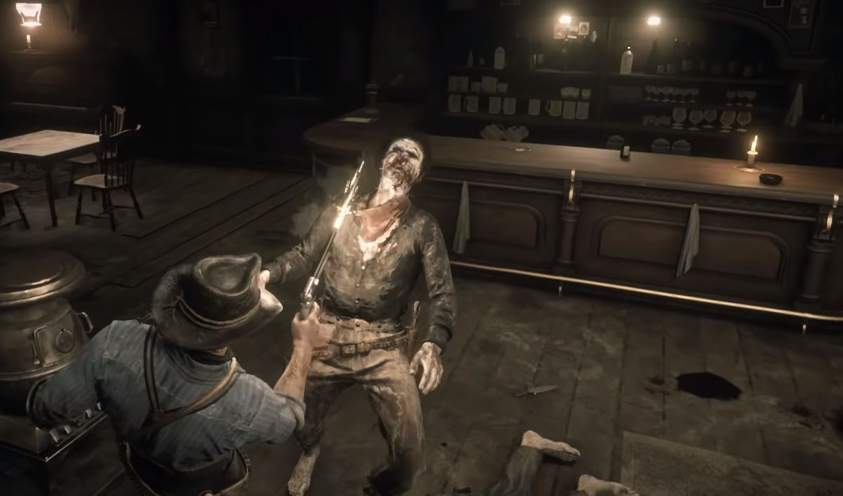 Red Dead Redemption 2 modders are making their own Undead Nightmare 2