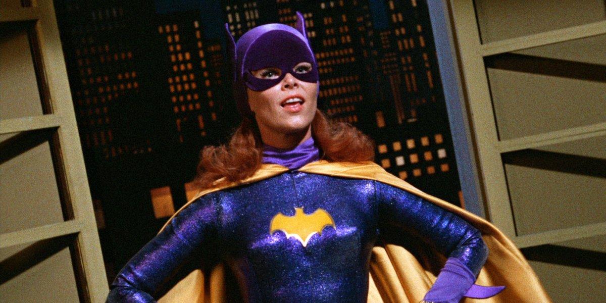 Yvonne Craig on Batman