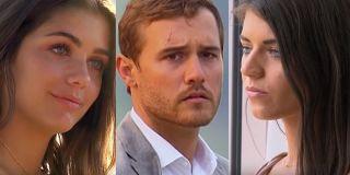 The Bachelor 2020 Hannah Ann Sluss Peter Weber Madison Prewett ABC