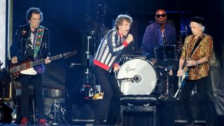 The Rolling Stones begin US No Filter tour without Charlie Watts