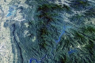 Explore National Parks from Space on Earth Day with National Geographic