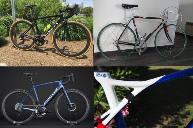 Tech of the week: new bikes announced and ridden from Spesh, Colnago, Look and more