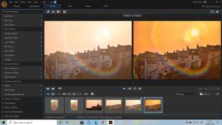 CyberLink PhotoDirector 12: Najlepszy edytor z opcjami pokazu slajdów