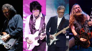 Ozzy Osbourne's new album could feature Eric Clapton, Jeff Beck, Zakk Wylde and Tony Iommi