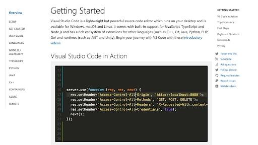 Microsoft VS Code Review