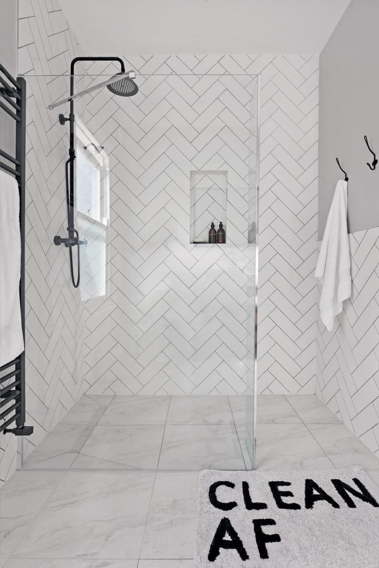 This is the tile trend that NEVER gets old