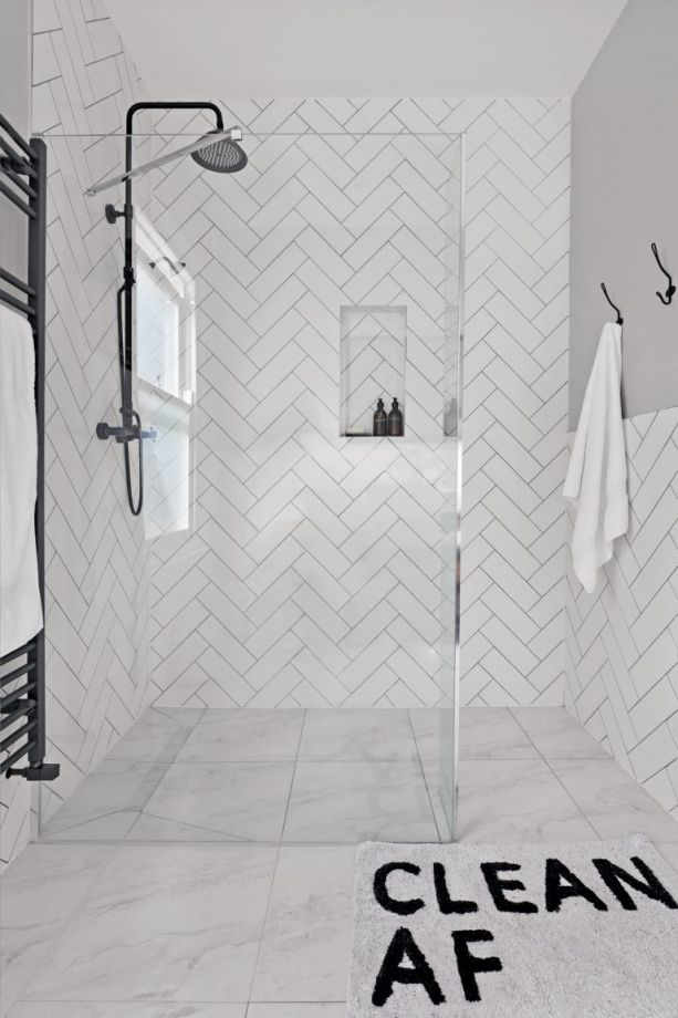 Metro Tile Bathroom Ideas Gorgeous Bathrooms With Metro Tiles