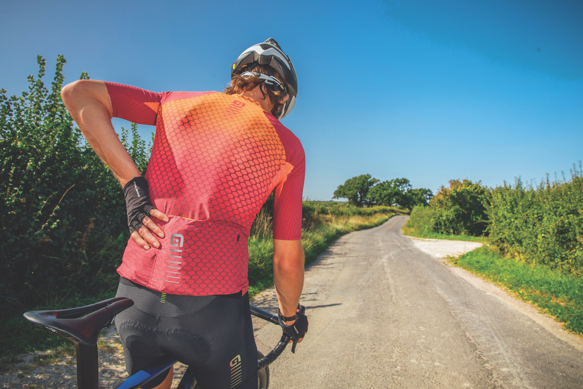 Beat back pain: Declaring war on cycling's number-one ride-spoiler - Cycling Weekly