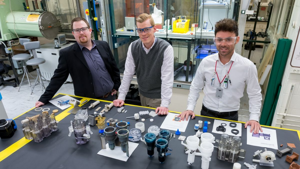 3D printing is helping to tackle nuclear waste