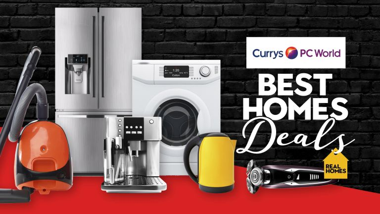 Currys sale Real Homes graphic
