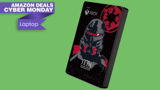 Seagate Starwars 2TB External HDD for Xbox Cyber Monday deal