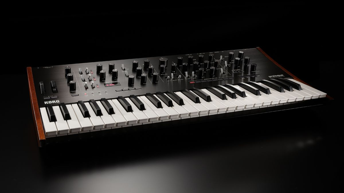 NAMM 2018: Korg aims for the high-end with the Prologue, a