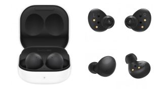 Samsung Galaxy Buds 2 wireless earbuds: leaked official press render
