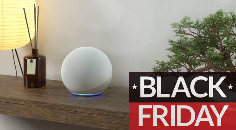 Amazon Echo Dot Black Friday deals