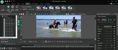 VSDC Video Editor 6.5.1