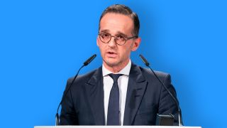 Heiko Maas, the German Minister of Foreign Affairs