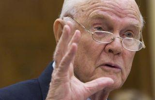John Glenn Calls Bush Space Vision an Unfunded Mandate