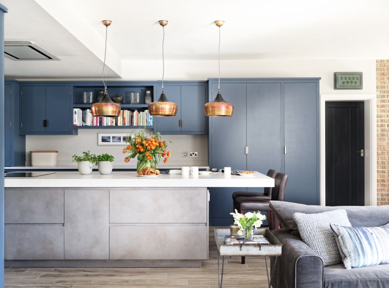 Kate and Dan Thompson found their dream home on a leafy Surrey estate and knew it would be the perfect fit for their family