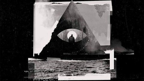 Alice In Chains Rainier Fog album cover