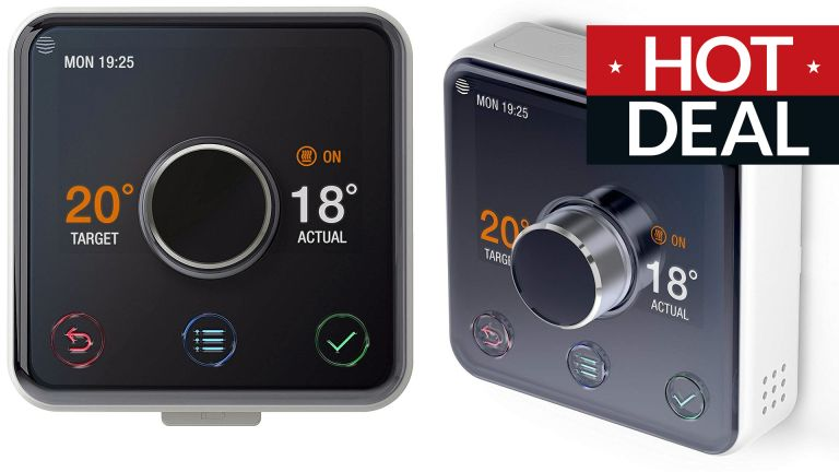 Hive smart thermostat deal