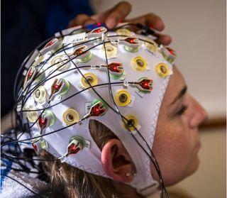 noninvasive brain-computer interface based on EEG