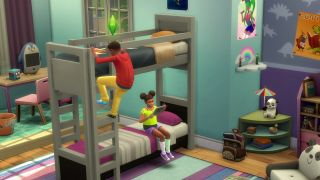 The Sims 4 bunk beds