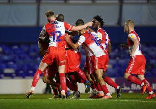 Birmingham City v Wycombe Wanderers – Sky Bet Championship – St Andrew's Trillion Trophy Stadium
