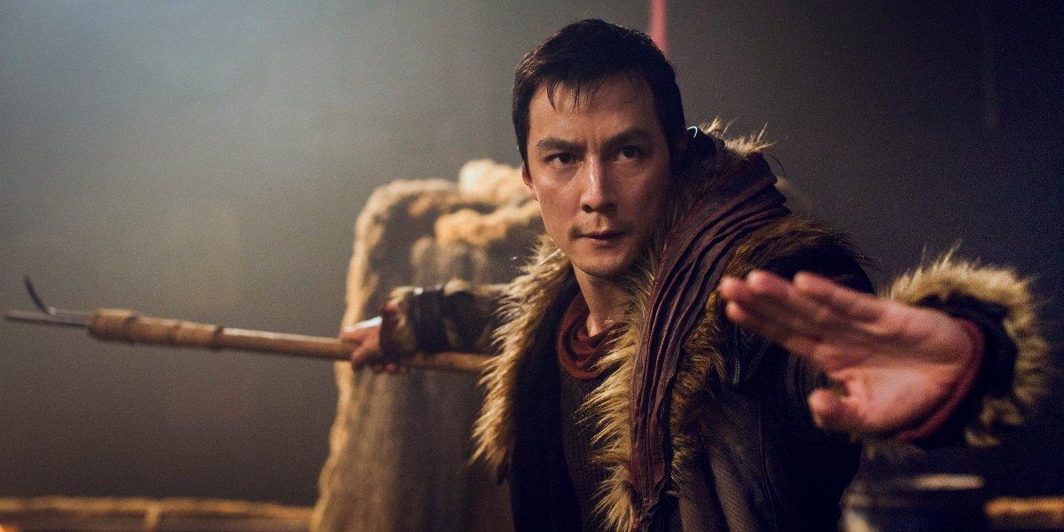 Daniel Wu on Into the Badlands