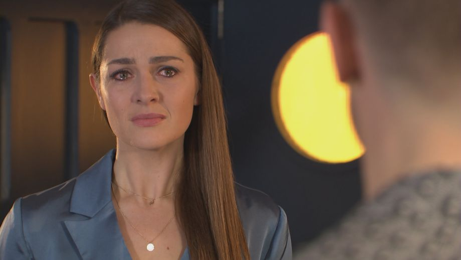 Sienna Blake and Brody Hudson in Hollyoaks week 5