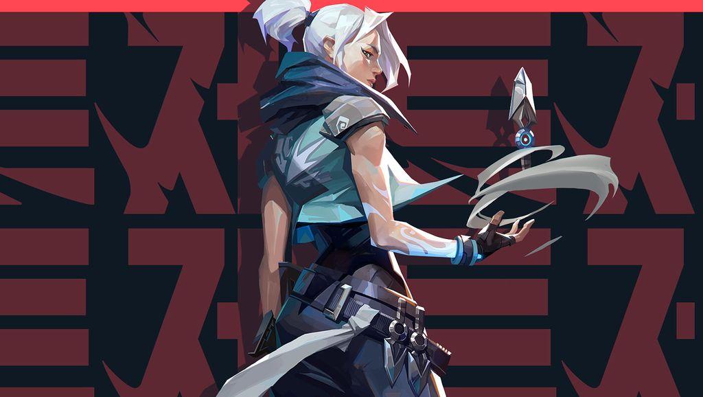Riot reveals Jett, Valorant's knife-wielding speedster