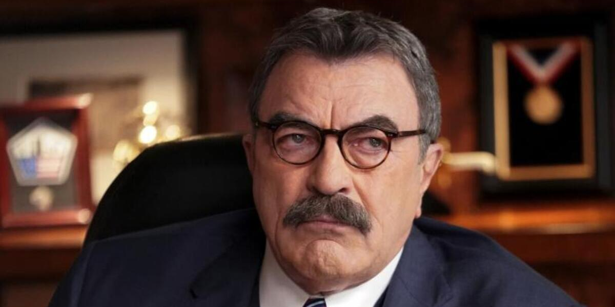 Blue Bloods Tom Selleck Francis Frank Reagan CBS