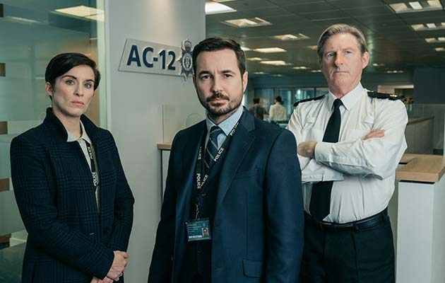 'I thought DS Arnott was dead!' says Line of Duty star Martin Compston