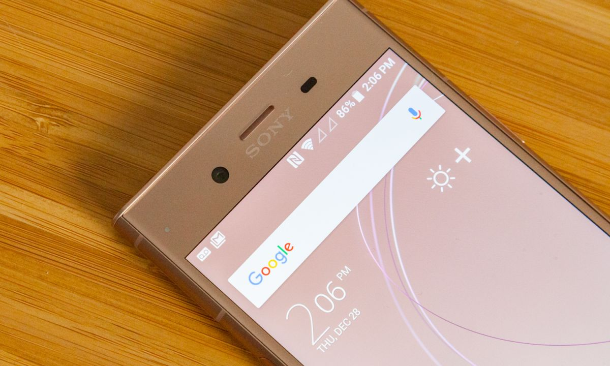 Xperia XZ1 Review: This Sony Phone Is Stuck in the Past | Tom's Guide