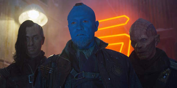 Michael Rooker as Yondu in Guardians of the Galaxy Vol. 2
