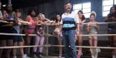 How The GLOW Cast Got Their Biggest Bruises