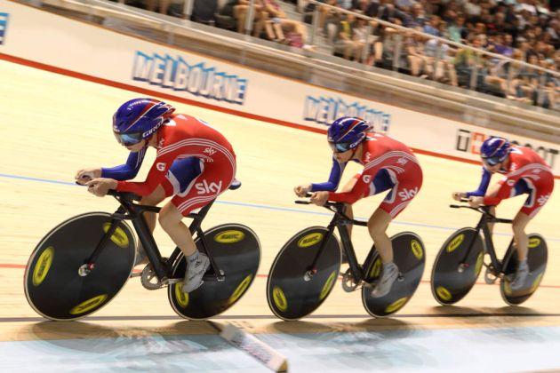 Great Britain women's team pursuit 2012 track worlds [2].jpg
